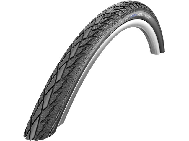 "SCHWALBE Road Cruiser Opona Active 22"" K-Guard drut, black/reflex"